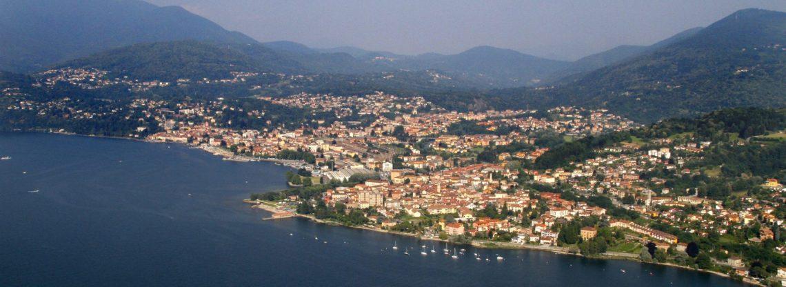 Panorama Luino