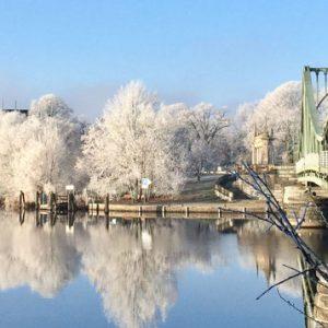 Silvesterzauber in Potsdam